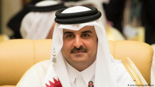 أمير قطر يعين سفيرًا جديدًا لدى مصر