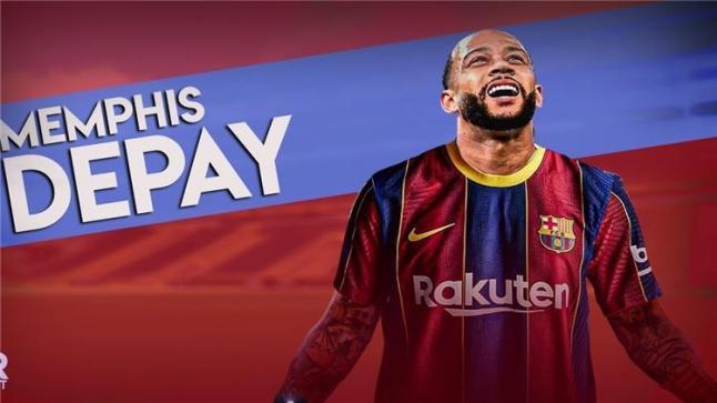 ديباي: وجودي في برشلونة نعمة كبيرة .. وأتمنى تحقيق البطولات